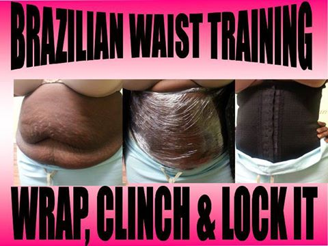 Brazilian body wrap system tight body makeover